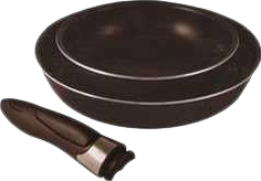 фото Набор сковород TVS VENEZIA 770276