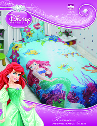фото Одеяло Mona Liza Disney Ариэль 529254
