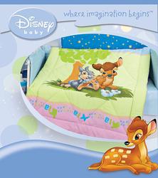 фото Одеяло Mona Liza Disney Baby Бемби 529432