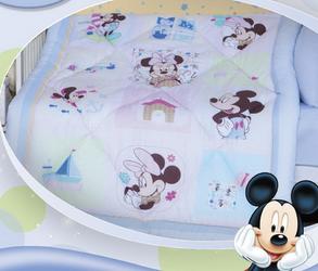 фото Одеяло Mona Liza Disney Baby Микки в клетку 529442