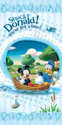 фото Полотенце Mona Liza Disney Микки и Дональд 508645/04