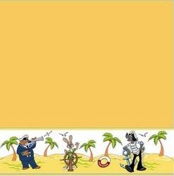 фото Полотенце Непоседа Союзмультфильм Морская прогулка 144774