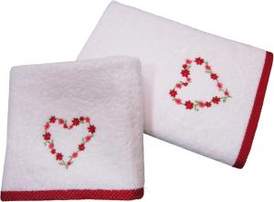 фото Набор полотенец TAC Valentines 0998