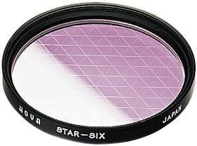 фото Лучевой фильтр HOYA Star-Six 72mm