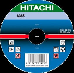 фото Отрезной диск Hitachi 752572