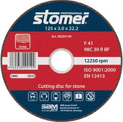 Отрезной диск Stomer CS-125 98299199 SotMarket.ru 130.000