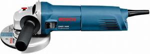Фото угловой шлифмашины Bosch GWS 1400 0601824800