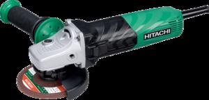 Фото угловой шлифмашины Hitachi G15VA