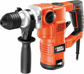 Фото перфоратора Black&Decker KD 1250 K