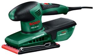 Фото шлифмашинки Bosch PSS 200 AC 0603340120