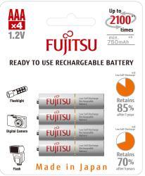 Фото аккумуляторной батарейки Fujitsu HR-4UTCEX/4B