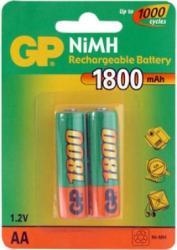 Фото аккумуляторной батарейки GP 180AAHC-BL2