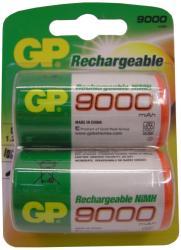Фото аккумуляторной батарейки GP R-20