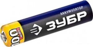 Фото аккумуляторной батарейки ЗУБР 59271-4C