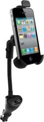 Фото автомобильного держателя для Apple iPhone 5 Deppa Smart 2 55109