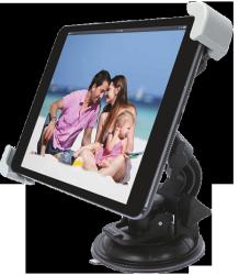 Фото автомобильного держателя для Huawei MediaPad M1 8.0 Ginzzu GH-681