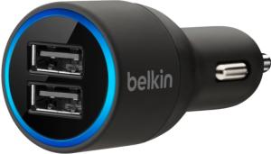 Фото автомобильной зарядки для Sony Xperia T3 Belkin F8J071BT04