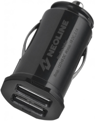 фото Универсальное автомобильное зарядное устройство Neoline Volter Micro USB
