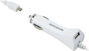 Фото автомобильной зарядки для Lenovo IdeaTab A5500 Promate proCharge-Plus