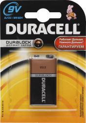 Фото элементов питания Duracell 6LR61-1BL