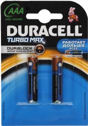Батарейки Duracell LR03-2BL Turbo SotMarket.ru 110.000