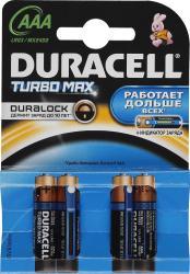 фото Батарейки Duracell LR03-4BL Turbo