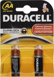 фото Батарейки Duracell LR6-2BL Basic