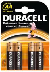 Фото элементов питания Duracell LR6-MN1500 Basic