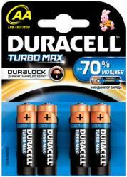 Фото элементов питания Duracell MN1500 Turbo Max