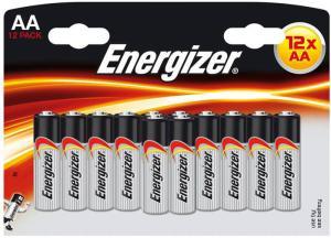 фото Батарейки Energizer Classic LR6/E91 FSB12