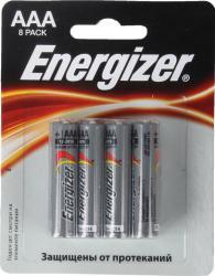 фото Батарейки Energizer Standard AAA LR03/E92 FSB8 638083