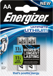 фото Батарейки Energizer Ultimate LR6/E91
