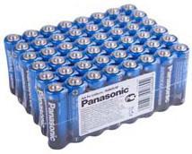 Фото элементов питания Panasonic General Purpose R6 АА