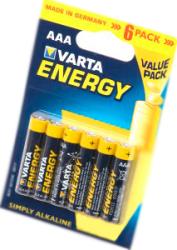 Батарейки VARTA Energy 04103-BL6 SotMarket.ru 210.000