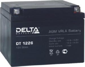 фото Аккумулятор Delta DT 1226