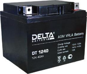 Фото аккумуляторной батареи Delta DT 1240 для UPS