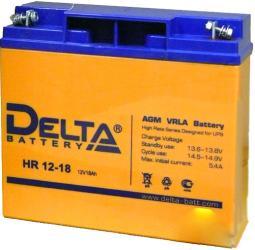 Аккумулятор Delta HR 12-18 SotMarket.ru 3100.000