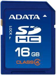 Фото флеш-карты ADATA SDHC 16GB Class 4