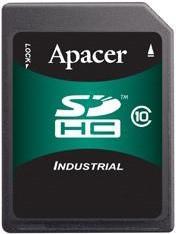 фото Apacer SD SDHC 16GB Class 10 Industrial AP-ISD16GCD4A-3C