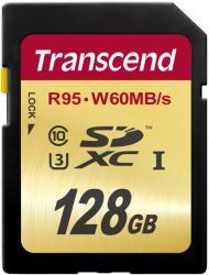 фото Transcend SDXC 128GB Class 10 UHS-I TS128GSDU3