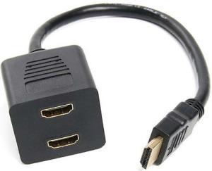 Переходник HDMI M-2xHDMI F Rolsen RTA-HA300 SotMarket.ru 290.000