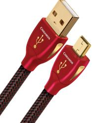 Кабель USB 2.0 A-mini-B AudioQuest Cinnamon 5 м SotMarket.ru 5290.000