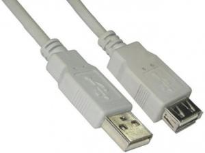 фото Кабель USB 2.0 AM-AF 5 м
