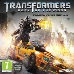фото Игра для Nintendo 3DS Transformers: Dark of the Moon