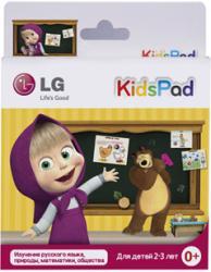 Картридж для LG KidsPad ET720 Маша и Медведь ETT3159R