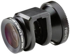 Набор объективов Merlin Clip-on Lens Kit для Apple iPhone 5 SotMarket.ru 3000.000