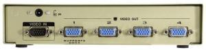 фото Разветвитель VCOM 1x4 VGA Splitter VDS8016