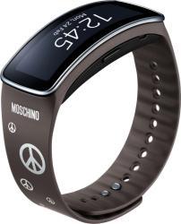 фото Ремешок для Samsung Gear Fit ET-SR350BMEGRU