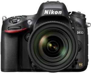 Фото Nikon D610 Kit 24-85