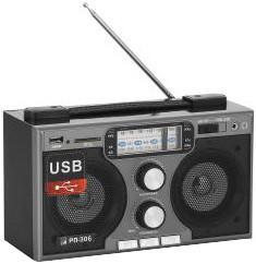 Фото радиоприемника Бердский завод радиоприемников РП-306